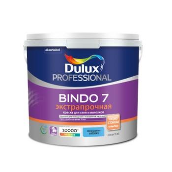 Краска Bindo-7 латексная матовая, 5 л