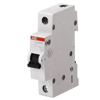 Автоматический выключатель однополюсной SH201L 4.5кА 20А АВВ