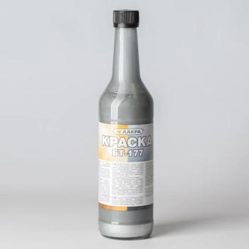 Краска Серебрянка, 0,5л