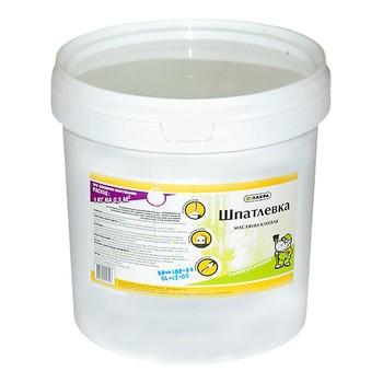 Шпатлевка Лакра масляно-клеевая, 1,5 кг