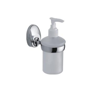 Дозатор для мыла ACCOONA A11013 (стекл. Хром)