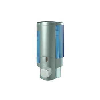 Дозатор для мыла ACCOONA A183 (пластик серый)
