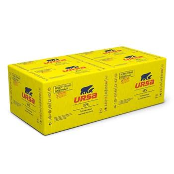 Утеплитель URSA XPS N-III-G4-L 1250х600х100 мм 4 штуки в упаковке