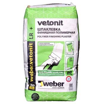 Шпаклевка Ветонит+, 20 кг