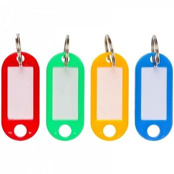 Брелок для ключей с информационным окном