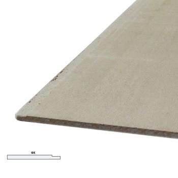 Гипсоволокнистый лист влагостойкий 1200x1200х10мм, КНАУФ (с фаской)