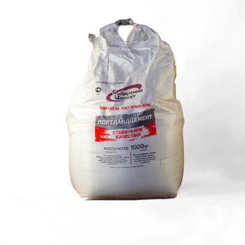 Цемент ЦЕМ I 42,5Б (ПЦ-500 Д0), Топки, 1т