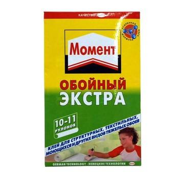 Клей обойный Момент Экстра (Henkel), 250гр