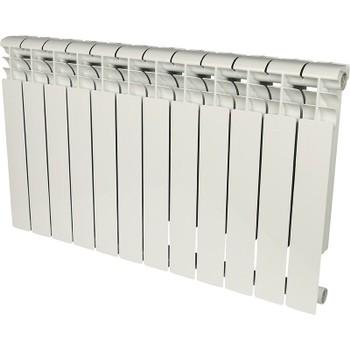 Радиатор алюминиевый KaldoR-500/100 12 секций