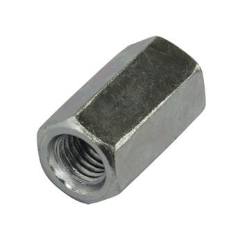 Гайка соединительная оцинкованная DIN 6334 М6