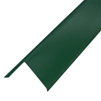 Планка торцевая 95х120х2000 (ПРМ-6005) зел.мох