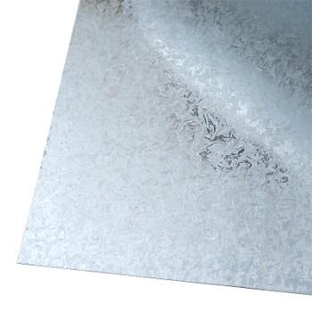 Лист плоский 1,25х2,5м (ОЦ-0,45 мм) бесцветный