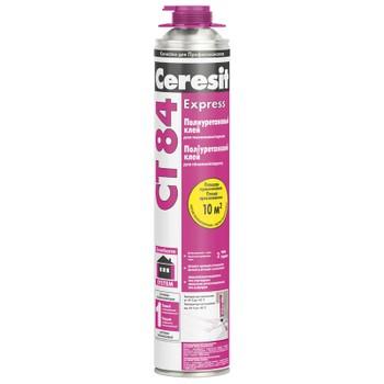 Клей для пенополистирола Ceresit CT84, 850мл