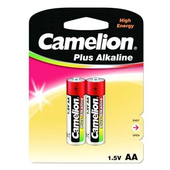 Элемент питания АА LR06 (2шт) Camelion