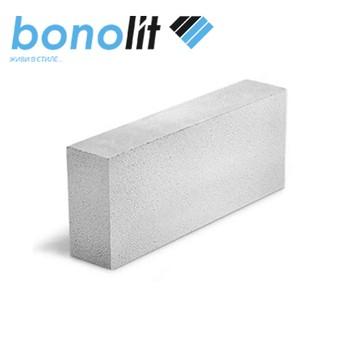 Блок газобетонный 100х250х600мм, D500, Бонолит