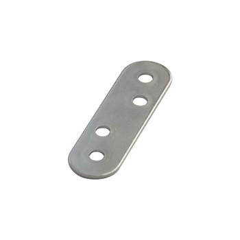 Пластина крепежная ПК - 60 оцинкованная