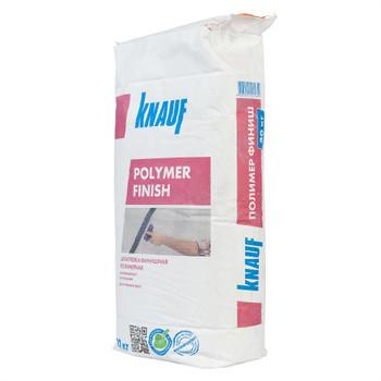 Шпаклевка полимерная Кнауф Полимер Финиш 20 кг