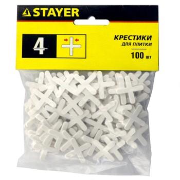 Крестики д/плитки 4,0 (100шт), STAYER