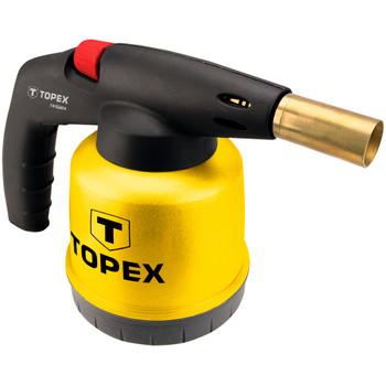 Лампа паяльная газ. картридж TOPEX 190гр.