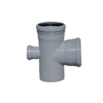 Крестовина канализационная РосТурПласт 110х110х50 87,5°