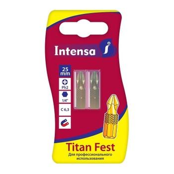 Бита Ph2-25мм 2шт/уп Titan Fest Intensa