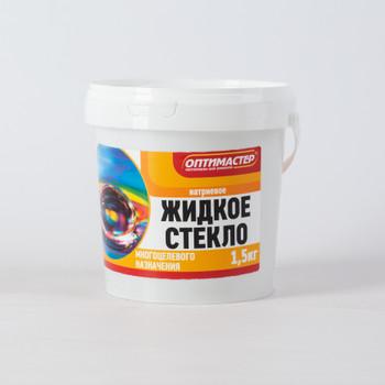 Стекло жидкое (1,5 кг)