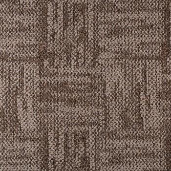 Покрытие ковровое ТУНИС 111, тем. коричневый, 100% РР, 3,5 м, Матрица