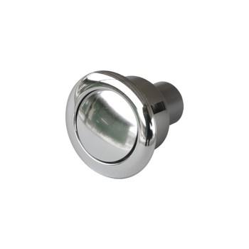 Кнопка для унитазов, хром 72.02.03
