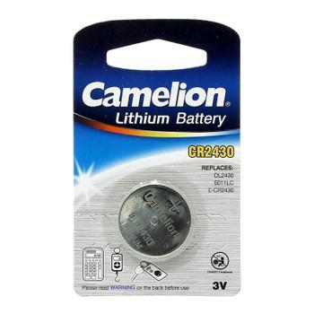 Элемент питания CR2430 Camelion