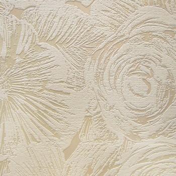 Обои ЭРИСМАНН, Коллекция Tweed 1,06 (уп. 9 рул) (2353-3, 1,06х10м, Вспененный винил на флизелиновой основе, Цветы, Бежевый)