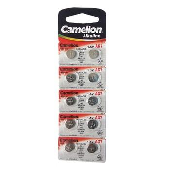 Элемент питания G07 (LR926) для часов Camelion