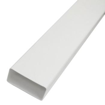 Воздуховод плоский ERA 60х120 1,5м (612ВП1,6)