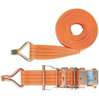Ремень багажный с крюками и трещеткой 0,05х6 м