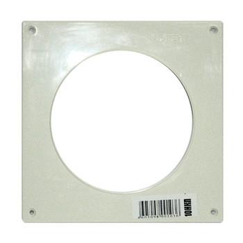 Накладка настенная круглая ERA D=105мм 150х150 (10НКП)