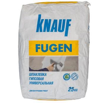 Шпатлевка Кнауф Фуген, 25 кг
