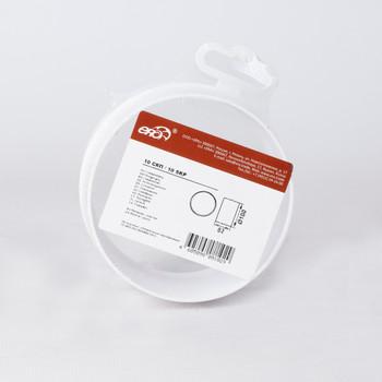Соединитель круглого воздуховода ERA D=100 (10СКП)