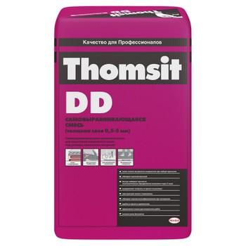 Ровнитель цементный Thomsit DD, 25 кг