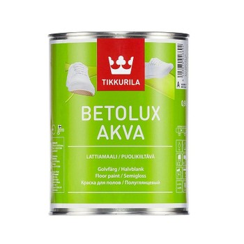 Краска Тikkurila Betolux 0,9 кг