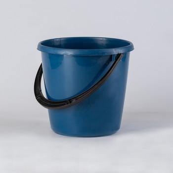 Ведро пластмассовое 7 литров (пищ)