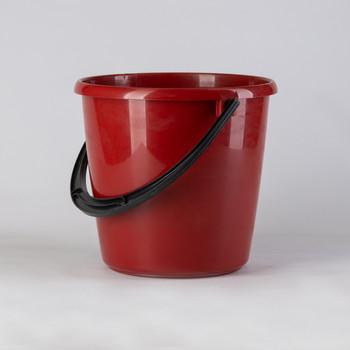 Ведро пластмассовое 12 литров (пищ)