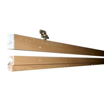 Дверная коробка Olovi 3D М21 Стоевые (2 петли) ламинат Бук