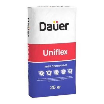 Клей плиточный Dauer Uniflex 25 кг/меш