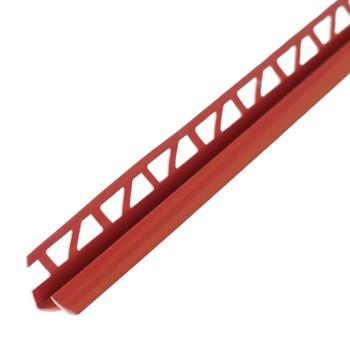 Закладка внут.Е7-8 д/кафеля 2,5 м (красная)028