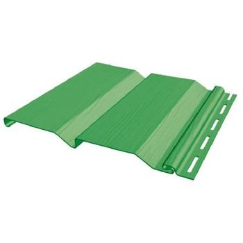 Сайдинг Файн Вуд плюс (зеленый) Файн Бир