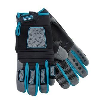 Перчатки комбинированные DELUXE, L, GROSS