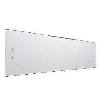 Экран под ванну 1,5х0,5м белый, шт
