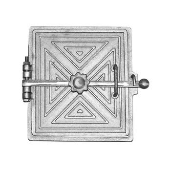 Дверка топочная ДТУ-2 (323мм х 305мм) (п. Балезино)
