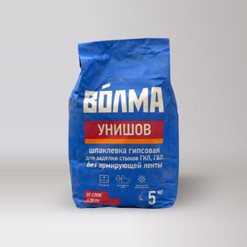 Шпатлевка Волма Унишов, 5 кг