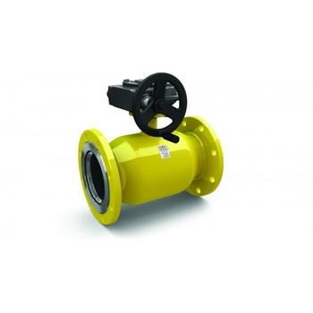 Кран шаровый LD КШЦФ Energy из стали 09Г2С Ду50 Ру4,0МПа