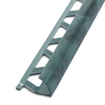 Закладка наруж.Е7-8 д/кафеля 2,5 м (мрамор зеленый) 108